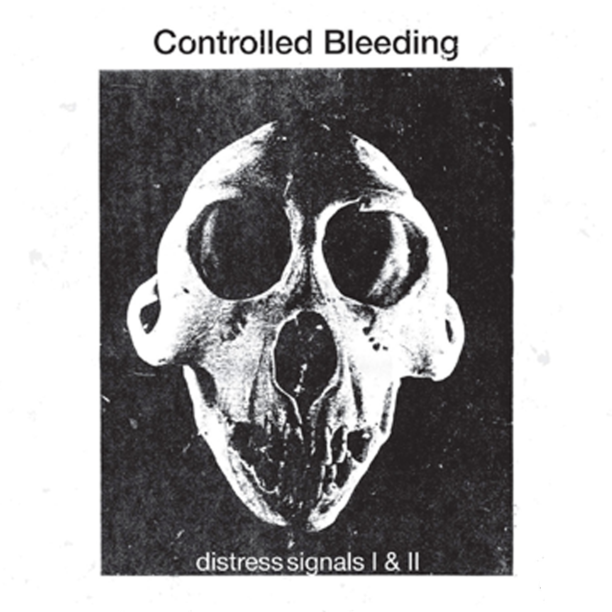 Controlled Bleeding - Distress Signals